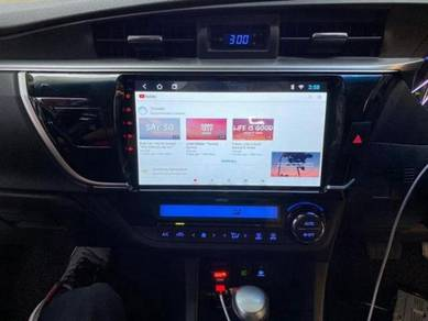 Android Car Player Toyota Altis 2001-2019