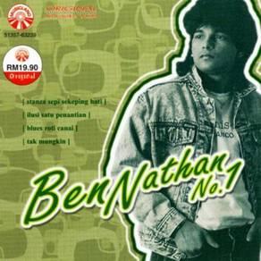 Ben Nathan No.1 Original Karaoke VCD 14 Best Hits