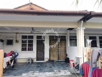 Single Storey Terrace House, Taman Seri Budiman, Cheras