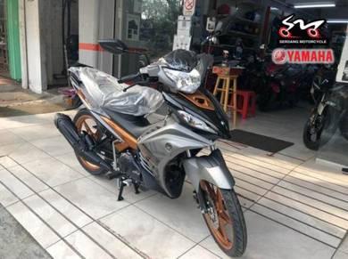 Yamaha LC135 LC 135 SE - LOW DP Loan Aeon OTR