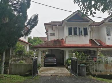 Open Facing!! Double Storey SEMI D at Senawang For Sale!!!