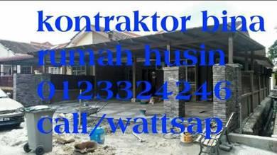 Kontraktor bina rumah. Seremban