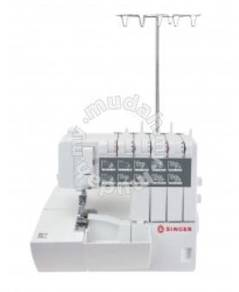 Singer 14N735C Coverstitch Overlock Sewing Machine
