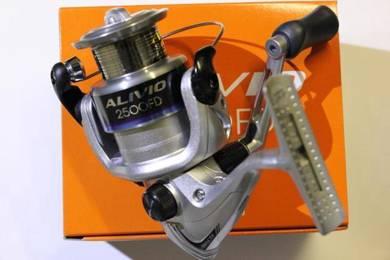 Shimano ALIVIO (1000)~(10000) Fishing Reel Pancing