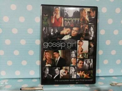 DVD Gossip Girl-The Complete Sixth and FinalSeason