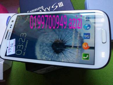 Samsung S3 with box