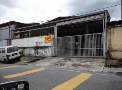 Factory Lot for Rent, Kampung Tasek Permai, Ampang