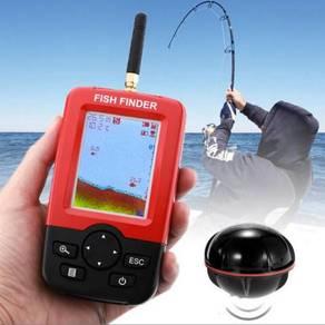 Fish Finder with Wireless Sonar