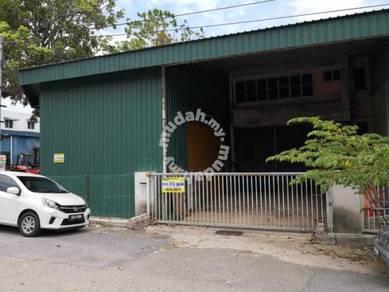 IM14 FACTORY FOR RENT Corner Warehouse industri