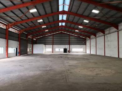 Kuantan Gebeng Factory warehouse for rent