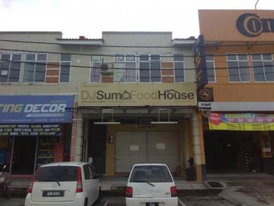 Bandar Universiti Sri Iskandar Perak, 2 Storey Shop