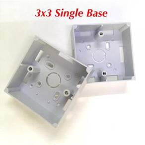2pcs 3 x 3 single box