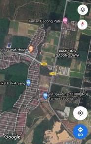 TEPI JALAN 6 ACRE AGRICULTURE Land Gadong