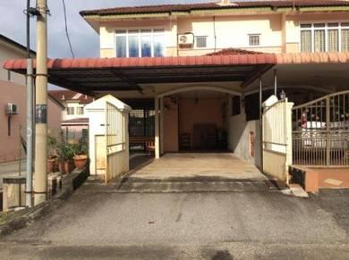 Double Storey End Lot Bandar Puteri Jaya Sungai Petani For Sale
