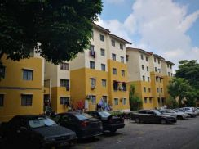 Rumah Apartment Sri Meranti, Freehold, Sri Damasara