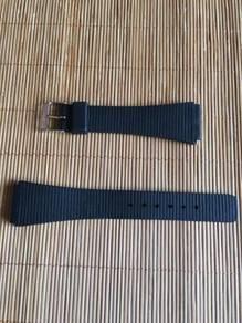 Kreisler Rubber Durable Flex On Watch Strap 19 mm