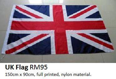 United Kingdom United State Germany Malaysia Flag