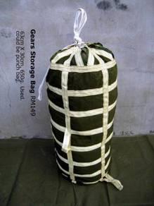 Military Parachute Punch Sand Storage Bag