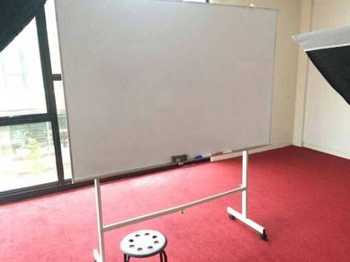 Whiteboard 4x8 magnetic PORTABE STAND