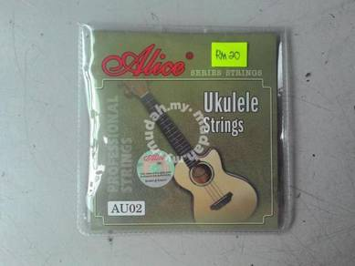Alice Black Nylon Ukulele String - AU02