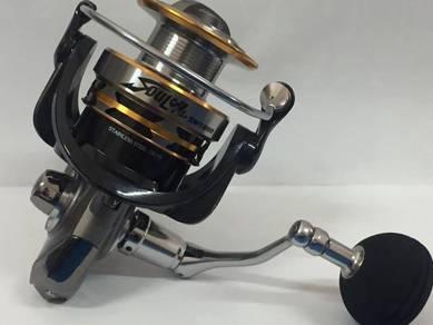 BOSSNA SOUL JAPAN SW (2000)-(5000) Fishing Reel