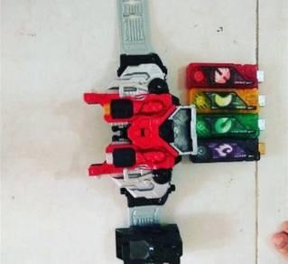 Kamen Rider Double W Belt