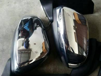 Side mirror chrome viva avy autoflip dan barangavy
