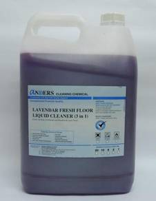 Lavender Floor Cleaner Sanitizer Freshener 3in1
