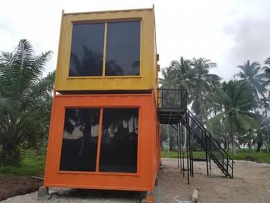 Customize Cabin Homestay / Kabin Hotel