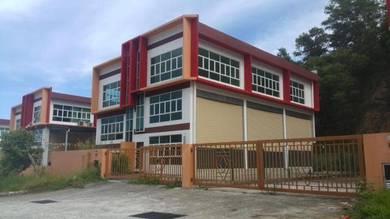 Golden Hill Industrial Park | Inanam