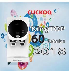 Penulen Cuckoo KingTop Baru K532S