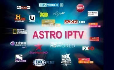 (LIVE-TIME + SAVING COST) *idea* premium 4K tv box