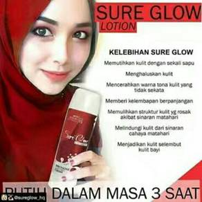 Sure glow lotion