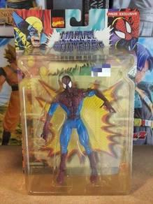 Toy biz marvel comics marvel universe spiderman