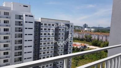 Partial Furnished Putra Impian Apartment Bandar Seri Putra Bangi