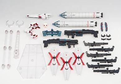 AGP MS Girl Unicorn Gundam Full Armor Parts Set