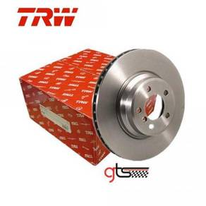 TRW Toyota Unser 1.8 KF80 Front Disc Rotor