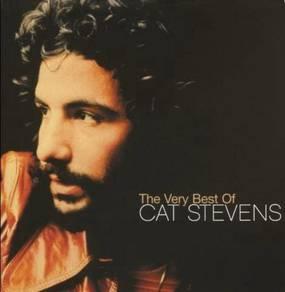 Cd cat stevens_the very best of cat steve