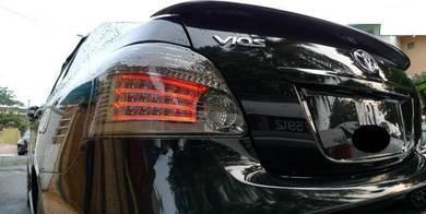 Toyota vios light bar taillamp BODYKIT TAIL LAMP