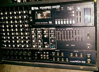 600 Watt mixer