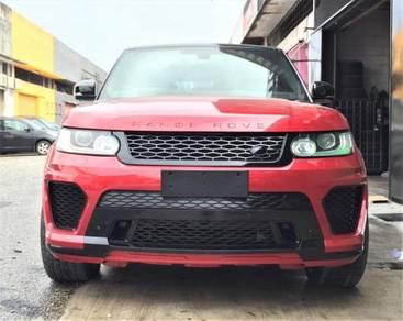 Range Rover Sport SVR Full Set Bodykit Bumper