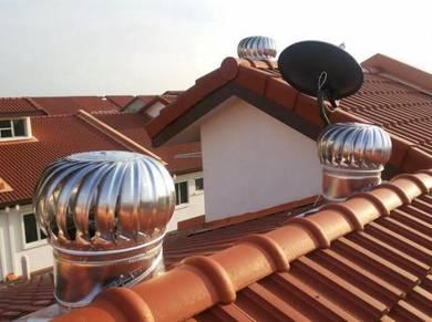 F074 FA-US Wind Attic Ventilator / Exhaust Fan