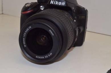 Nikon D3200 24.2MP DIGITAL SLR