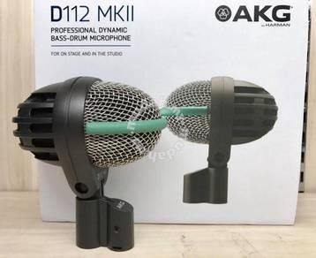 Akg D112MKIII Bass Drum Mic