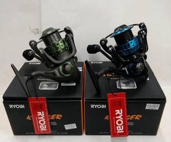 V1 - Ryobi Krieger 1000 - 4000 Fishing Reel