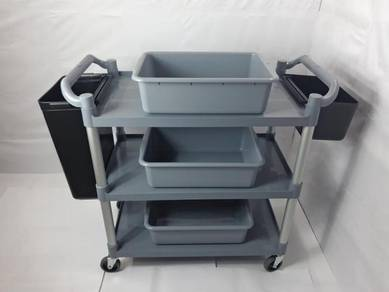 Kitchen Collecting 3 Tier Trolley