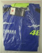 Yamaha r46 windbreaker jacket (green) size s