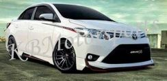 Toyota Vios Drive68 Bodykits With spray color