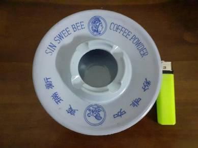 EEQ Antik bekas abu Sin Swee Bee antique ashtray