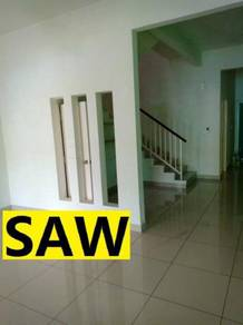 Tree Residency 2 Storey Terrace 2280sqft One Residence Sungai Ara